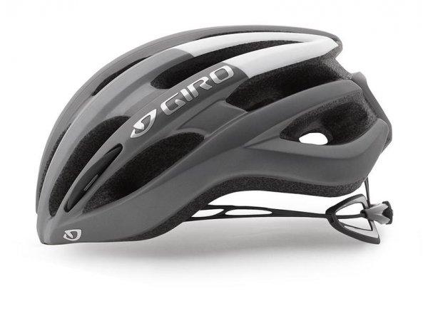 Helma na kolo GIRO FORAY Matt titanium white