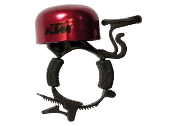 Zvonek KTM Bell Toolless 2021 Red