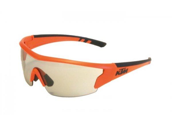 Cyklistické brýle KTM Factory Team Photochromic 2021 Orange