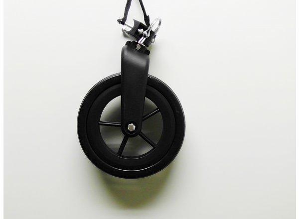 Přídavné kočárkové kolečko 360° k vozíku KTM Trailer Black