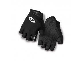 Cyklistické rukavice Giro Jag Black