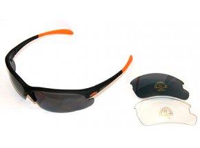 Sportovní brýle KTM Factory Line Limited Black