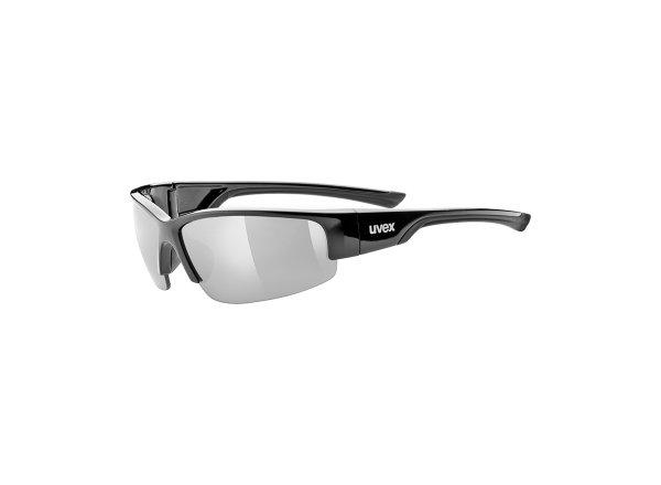 Brýle UVEX SPORTSTYLE 215 Black/silver