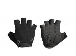 Cyklistické rukavice Cube Natural Fit SF Blackline