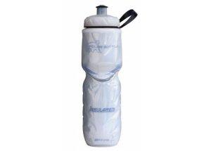 Cyklistická láhev POLAR BOTTLE Insulated 0,7l PLATINUM