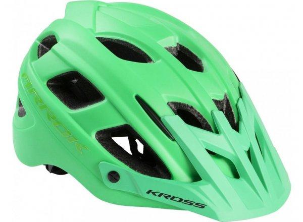 Helma na kolo KROSS ARROK G Black/green