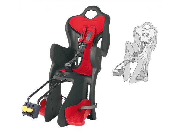 Dětská sedačka Bellelli B-ONE STANDARD zadní Grey/Red