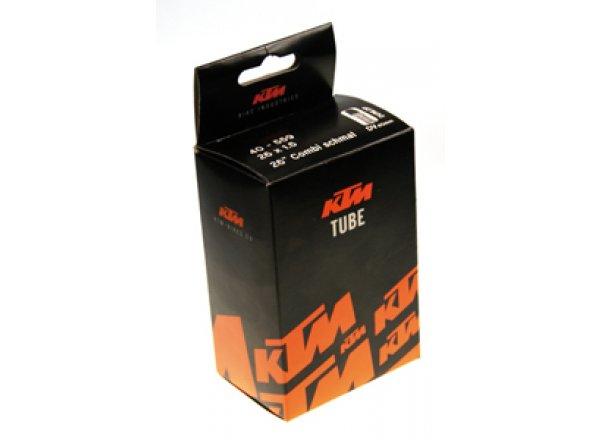 Duše KTM 20x1.75x2.0 Auto ventilek